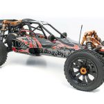 1/5 Scale King Motor EVO Brushless Electric Buggy HPI Baja 5B FLUX Compatible !