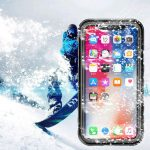 Crash Proof iPhone X XS Waterproof Snowproof Case Rugged Protective Cover Shell