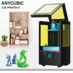 DE ANYCUBIC Photon S Impresora 3D Printer UV Resina LCD Light Fast Cure 2.8″ TFT