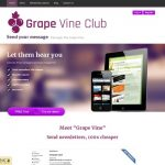 Grapevine Club – Mobile Marketing For Local Businesses – Explore Experiences and offers from local businesses