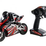 RC H-King 1/8 HKM-390 On-Road Racing Motorcycle V2 (Brushless)RTR