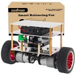 OSOYOO RC Two Wheel Self Balancing Robot Car Kit DIY Educational Programmable Starter Kit for Arduino UNO R3 Board, Bluetooth Remote Control by Android Smart Phone
