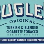 Bugler Original Cigarette Papers, 3pk