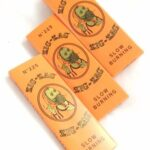 Zig Zag Orange Rolling Papers 1 1/4-3 Pack