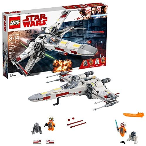 Lego Star Wars X Wing Starfighter 75218 Star Wars Building Kit 731 Pieces Techtronic
